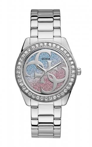 GUESS W1201L1 Γυναικείο Ρολόι Quartz Ακριβείας