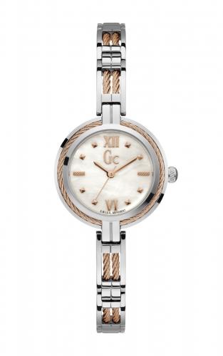 GC Y39003L1 Γυναικείο Ρολόι Quartz Ακριβείας