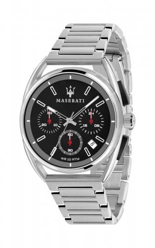 MASERATI TRIMARANO R8873632003 Ανδρικό Ρολόι Quartz Χρονογράφος Ακριβείας