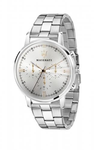 MASERATI POTENZA R8873630002 Ανδρικό Ρολόι Quartz Multi-Function
