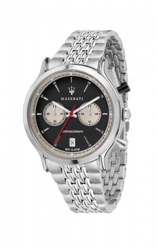 MASERATI LEGEND R8873638001 Ανδρικό Ρολόι Quartz Χρονογράφος Ακριβείας