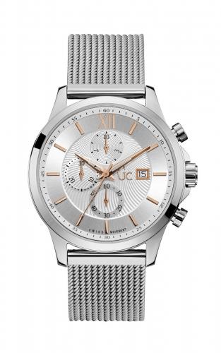 GC Y27004G1MF Ανδρικό Ρολόι Quartz Χρονογράφος Ακριβείας