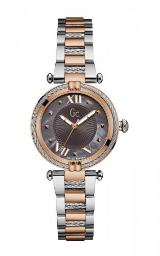 GC Y18015L5 Γυναικείο Ρολόι Quartz Ακριβείας