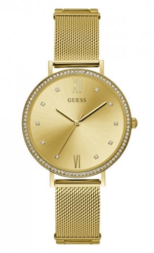GUESS W1154L3 Γυναικείο Ρολόι Quartz Ακριβείας