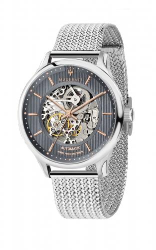 MASERATI GENTLEMAN R8823136004 Ανδρικό Ρολόι Αυτόματο
