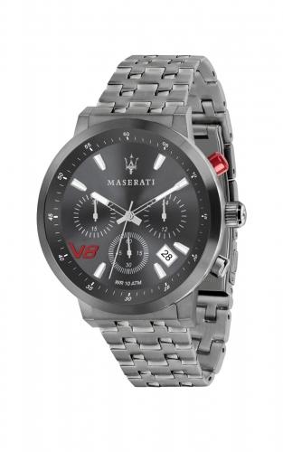 MASERATI GT R8873134001 Ανδρικό Ρολόι Quartz Χρονογράφος Ακριβείας