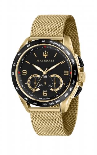 MASERATI TRAGUARDO R8873612010 Ανδρικό Ρολόι Quartz Χρονογράφος Ακριβείας