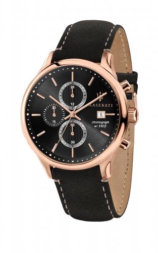 MASERATI GENTLEMAN R8871636003 Ανδρικό Ρολόι Quartz Χρονογράφος Ακριβείας