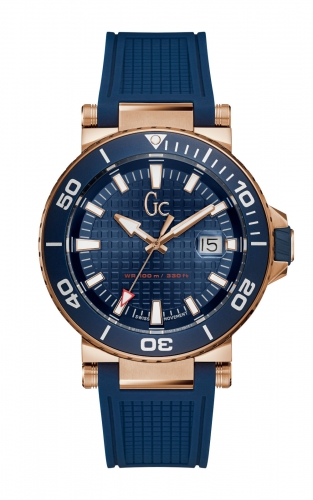 GC Y36004G7 Ανδρικό Ρολόι Quartz Ακριβείας