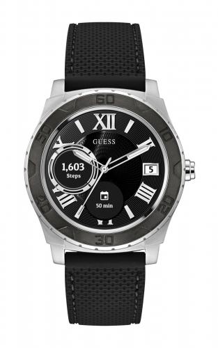 Guess Connect C1001G1 Ανδρικό Ρολόι Smartwatch