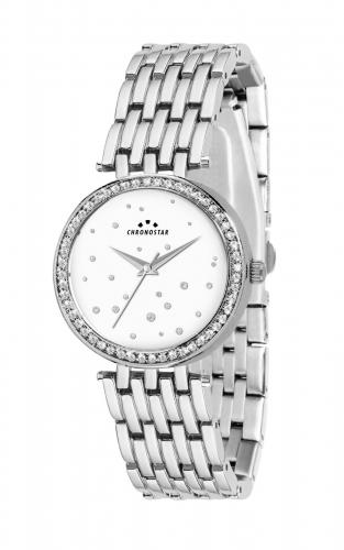 CHRONOSTAR R3753272511 Γυναικείο Ρολόι Quartz Ακριβείας