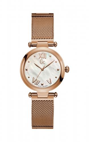 GC Y31002L1 Γυναικείο Ρολόι Quartz Ακριβείας