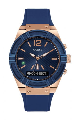 Guess Connect C0001G1 Ανδρικό Ρολόι Smartwatch