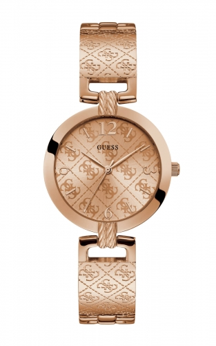 GUESS W1228L3 Γυναικείο Ρολόι Quartz Ακριβείας