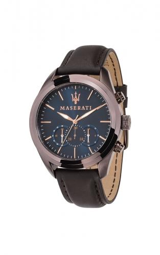 MASERATI TRAGUARDO R8871612008 Ανδρικό Ρολόι Quartz Χρονογράφος Ακριβείας
