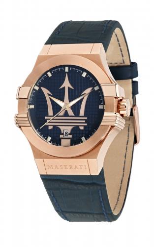 MASERATI R8851108027 Ανδρικό Ρολόι Quartz Ακριβείας