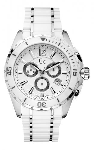 GC X76001G1S Ανδρικό Ρολόι Quartz Χρονογράφος Ακριβείας