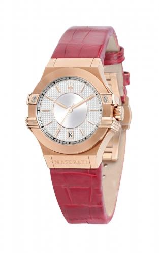 MASERATI POTENZA R8851108501 Γυναικείο Ρολόι Quartz Ακριβείας