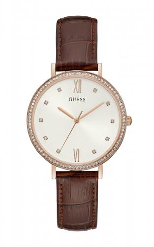 GUESS W1153L2 Γυναικείο Ρολόι Quartz Ακριβείας