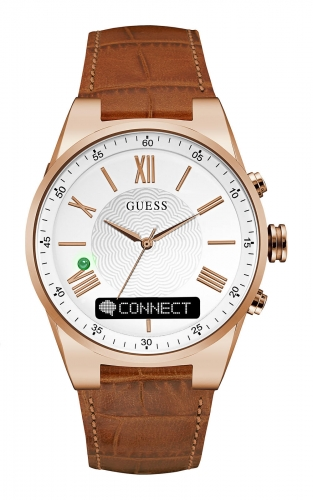 Guess Connect C0002MB4 Ανδρικό Ρολόι Smartwatch