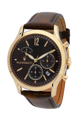 MASERATI R8871625001 Ανδρικό Ρολόι Quartz Χρονογράφος Ακριβείας