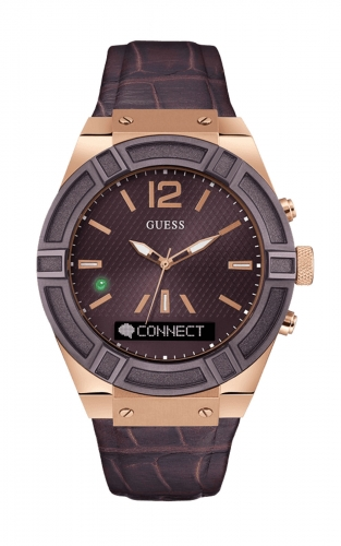Guess Connect C0001G2 Ανδρικό Ρολόι Smartwatch