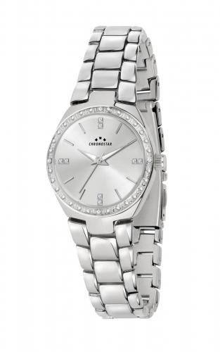 CHRONOSTAR R3753278502 Γυναικείο Ρολόι Quartz Ακριβείας