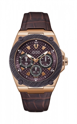 GUESS W1058G2 Ανδρικό Ρολόι Quartz Multi-Function