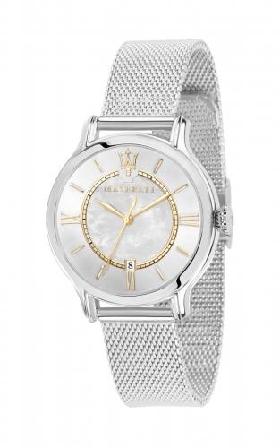 MASERATI EPOCA R8853118504 Γυναικείο Ρολόι Quartz Ακριβείας
