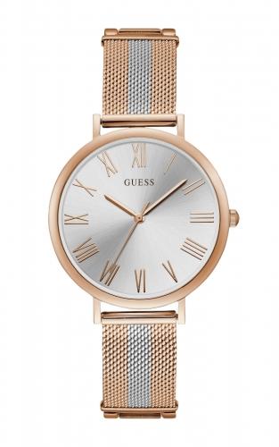 GUESS W1155L4 Γυναικείο Ρολόι Quartz Ακριβείας