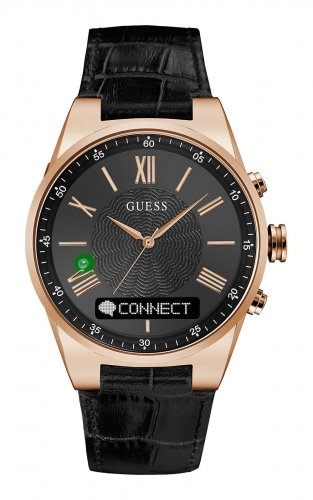 Guess Connect C0002MB3 Ανδρικό Ρολόι Smartwatch