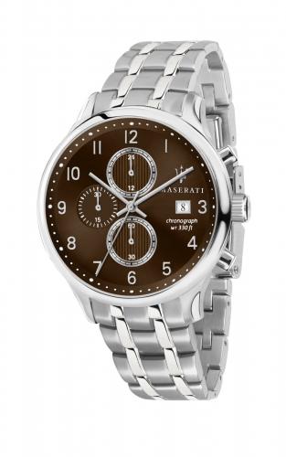 MASERATI GENTLEMAN R8873636004 Ανδρικό Ρολόι Quartz Χρονογράφος Ακριβείας