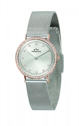 CHRONOSTAR R3753252519 Γυναικείο Ρολόι Quartz Ακριβείας