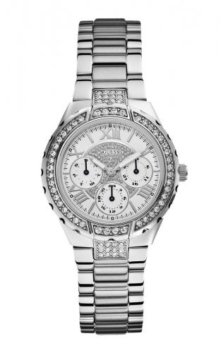Guess W0111L1 Γυναικείο Ρολόι Quartz Multi-Function