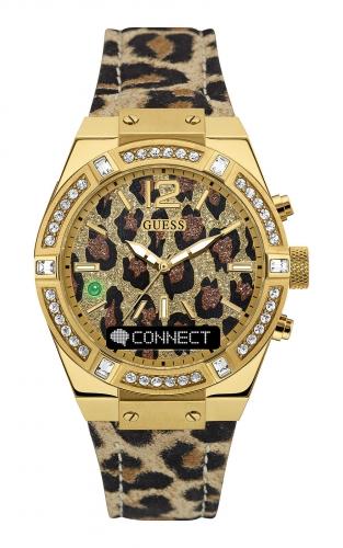 Guess Connect C0002M6 Γυναικείο Ρολόι Smartwatch