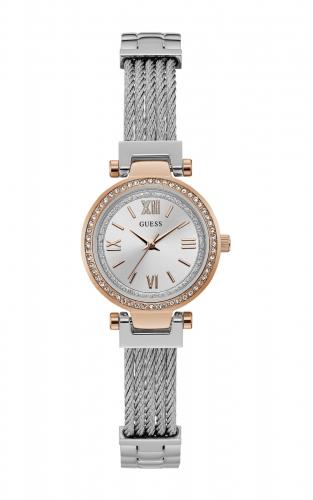 GUESS W1009L4 Γυναικείο Ρολόι Quartz Ακριβείας