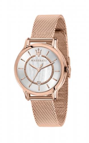 MASERATI EPOCA R8853118506 Γυναικείο Ρολόι Quartz Ακριβείας