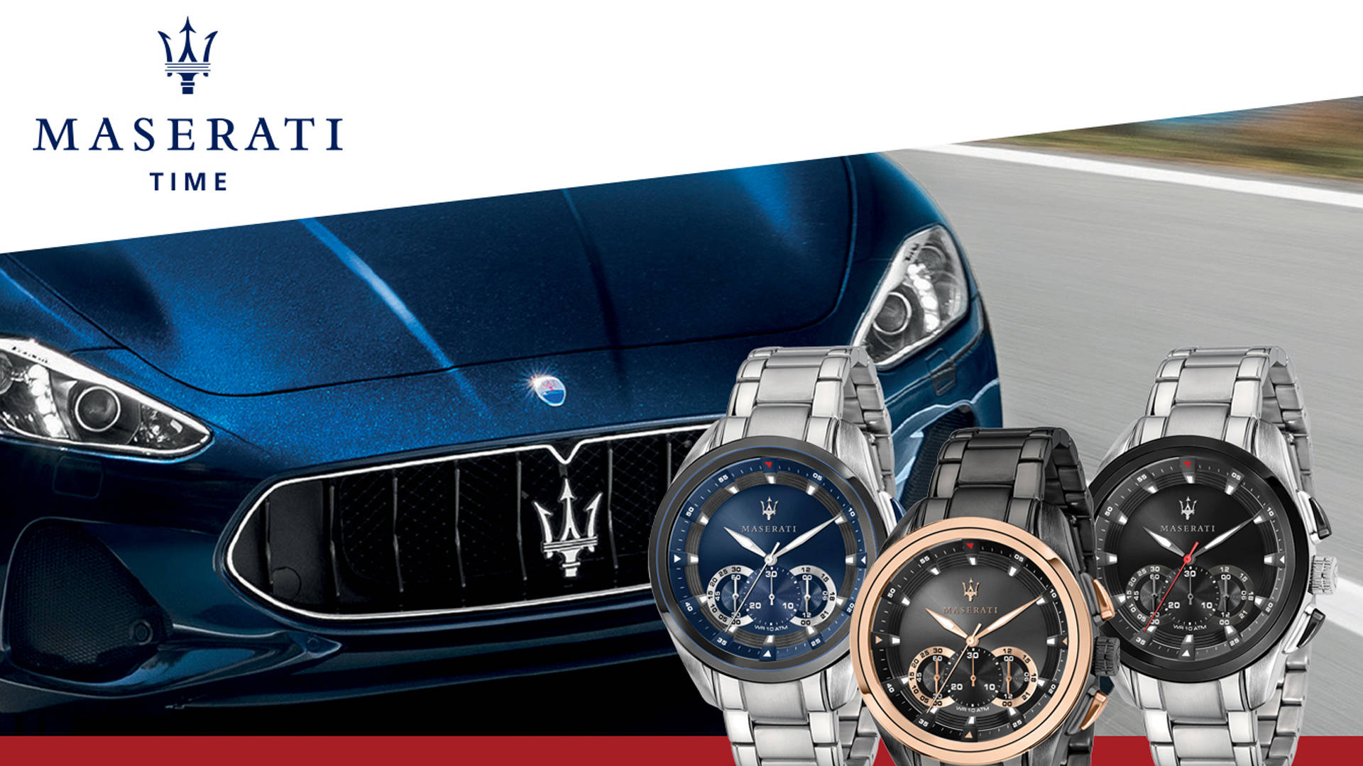Your Watch Slider Maserati 1